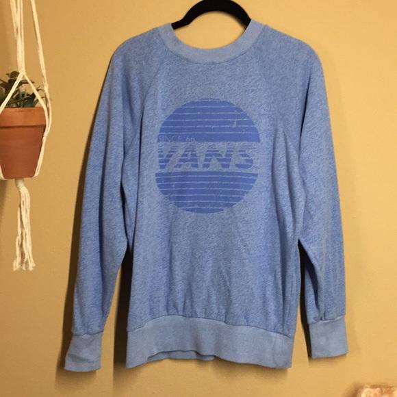 a0f6f5175c Vintage VANS sweatshirt. M 5b2daf36fe515139fbd9e5c2